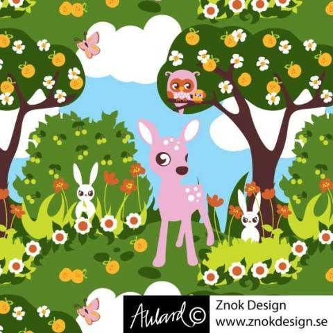 Znok Design Bambi Trikoo