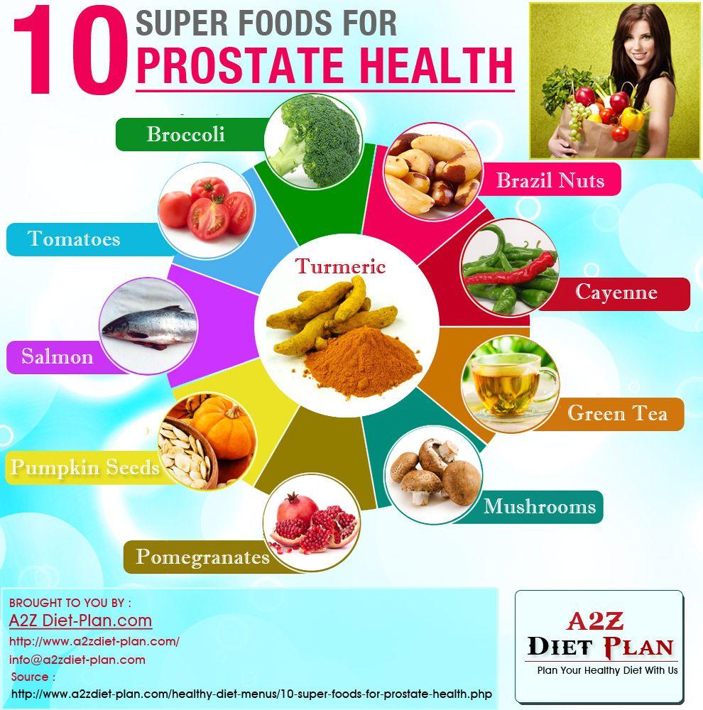 Foods Good For Bph