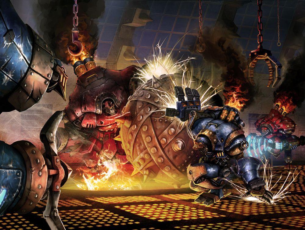 Grind full metal battle sport by ekoputeh on deviantart