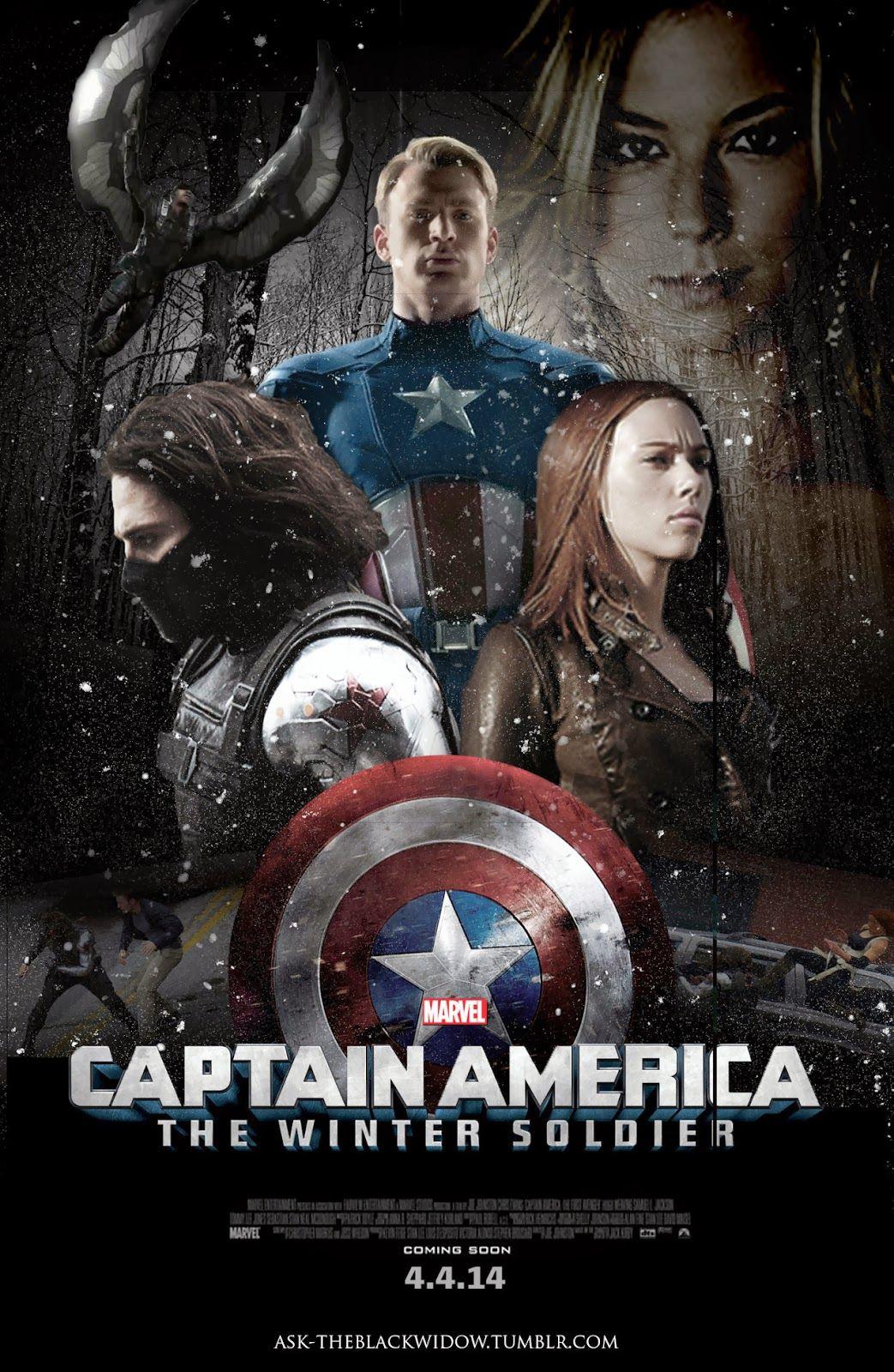 Capitao America 2 O Soldado Invernal 4 Minutos De Filme Com
