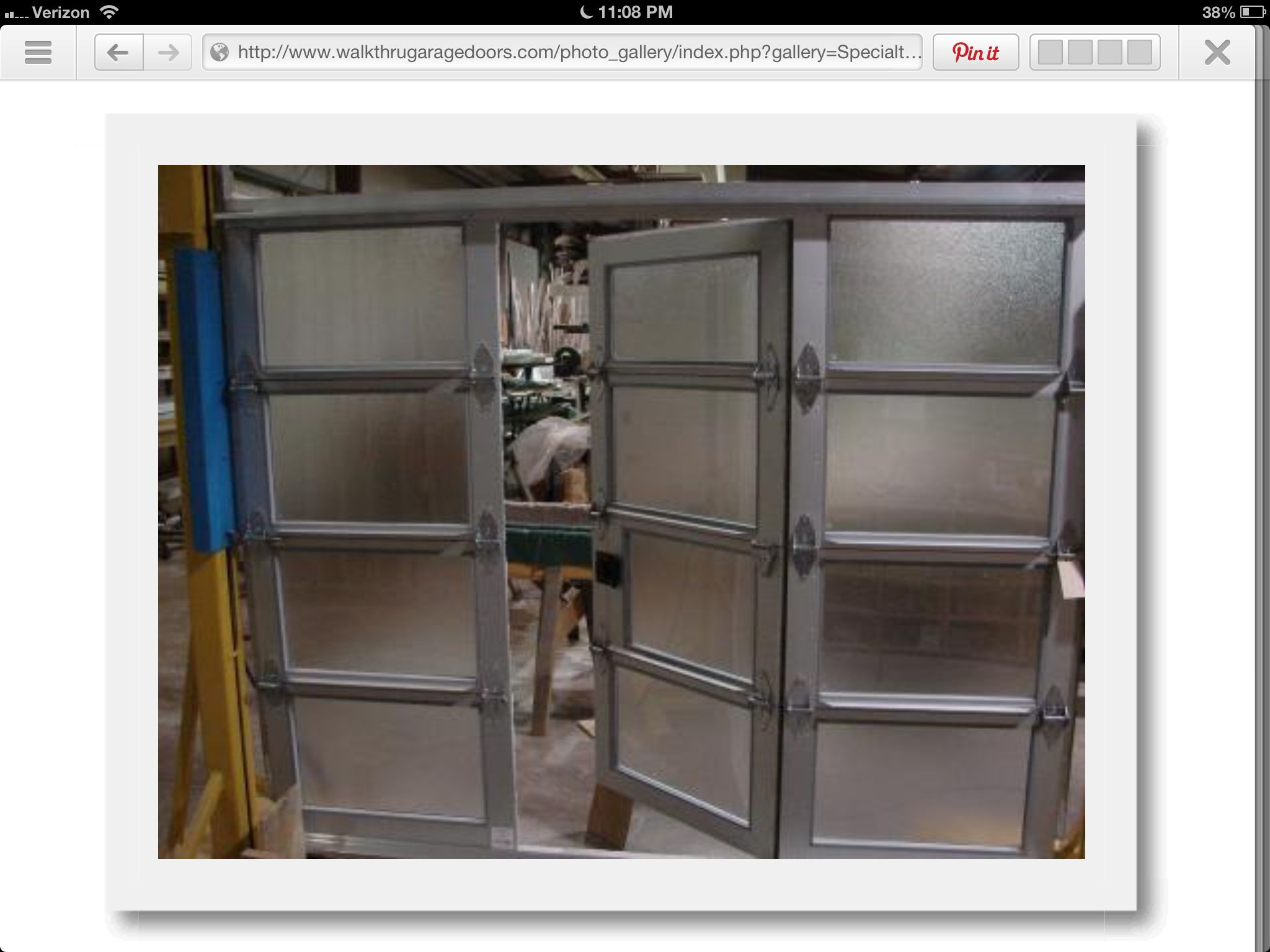 Umm Yes If I Ever Need A Door In A Garage Door Man Door