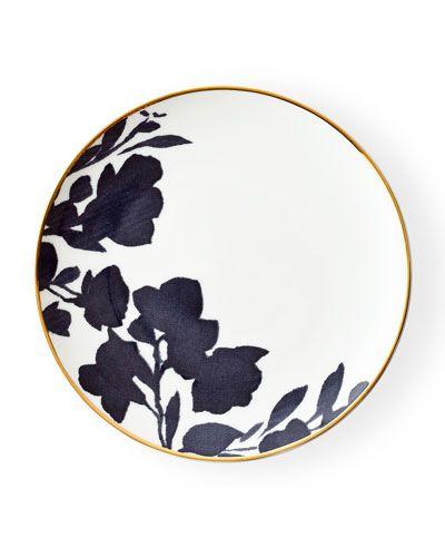 H8fz8 Ralph Lauren Home Audrey Bread Butter Plate Porcelana