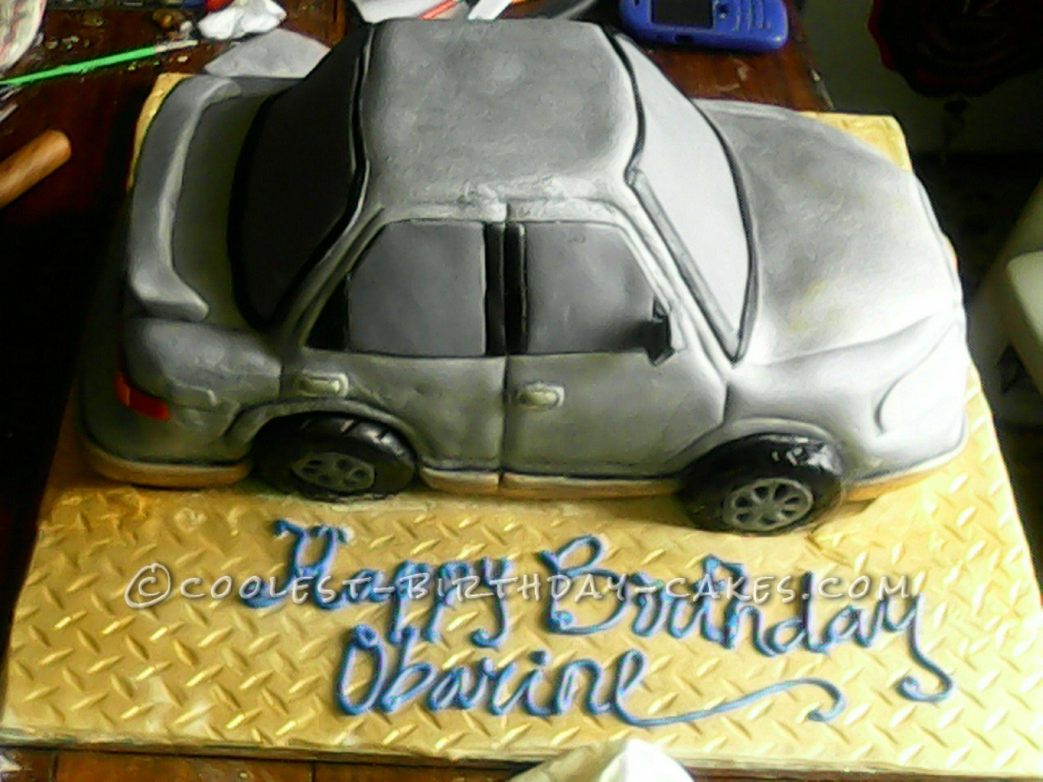 Coolest Camry Birthdy Cake For 10 Year Old This Website Is The Pinterest Of Birthday Ideas