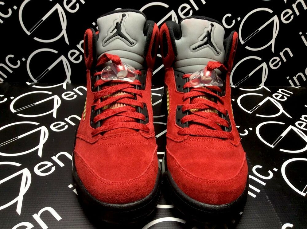 ece10776df04 eBay  Sponsored Nike Air Jordan 5 Retro DMP Raging Bull Size 10.5 ...