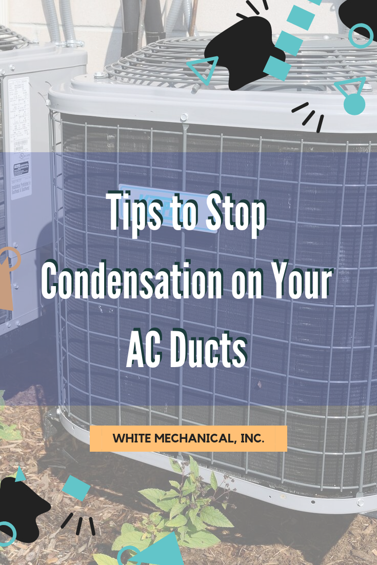How to Stop Condensation on Your AC Ducts Air ducts