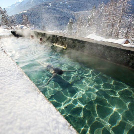 Grand Hotel Bagni Nuovi, Bormio Italy. When it comes to facilities ...