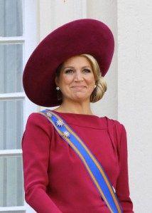 Prinses Máxima, September 2012 Prinsjesdag