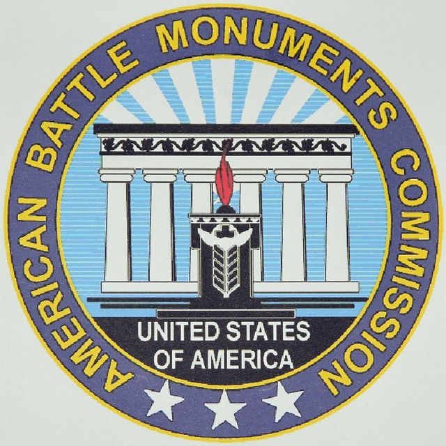 American Battle Monuments Commission American Cemetery Logos