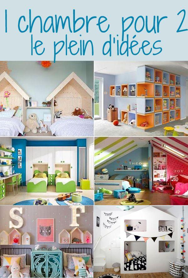 Inspiration Une Chambre Deux Enfants 10 Idees Deco Chambre Fille Et Garcon Chambre Pour Deux Enfants Et Idee Chambre Enfant