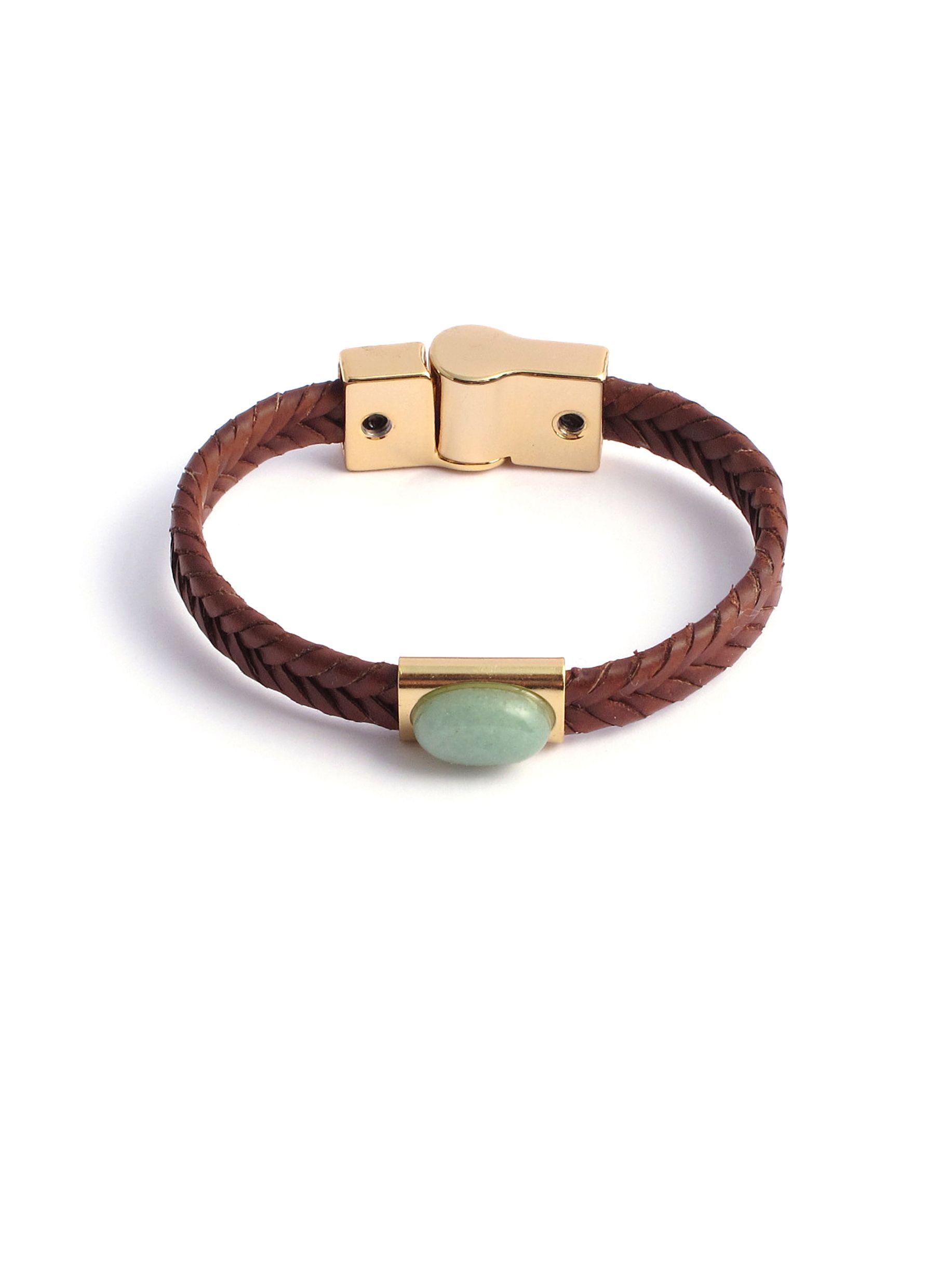 Bracelete Jasmin-jade verde