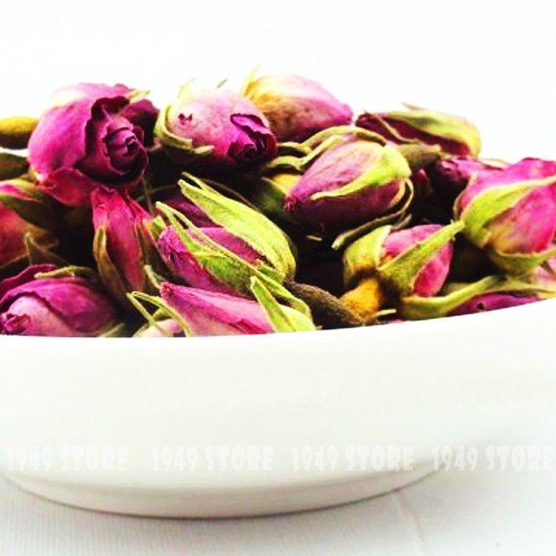 New French Rose Bud Tea Herbal Tea Organic Imperial Dried Health Beauty #UnbrandedGeneric