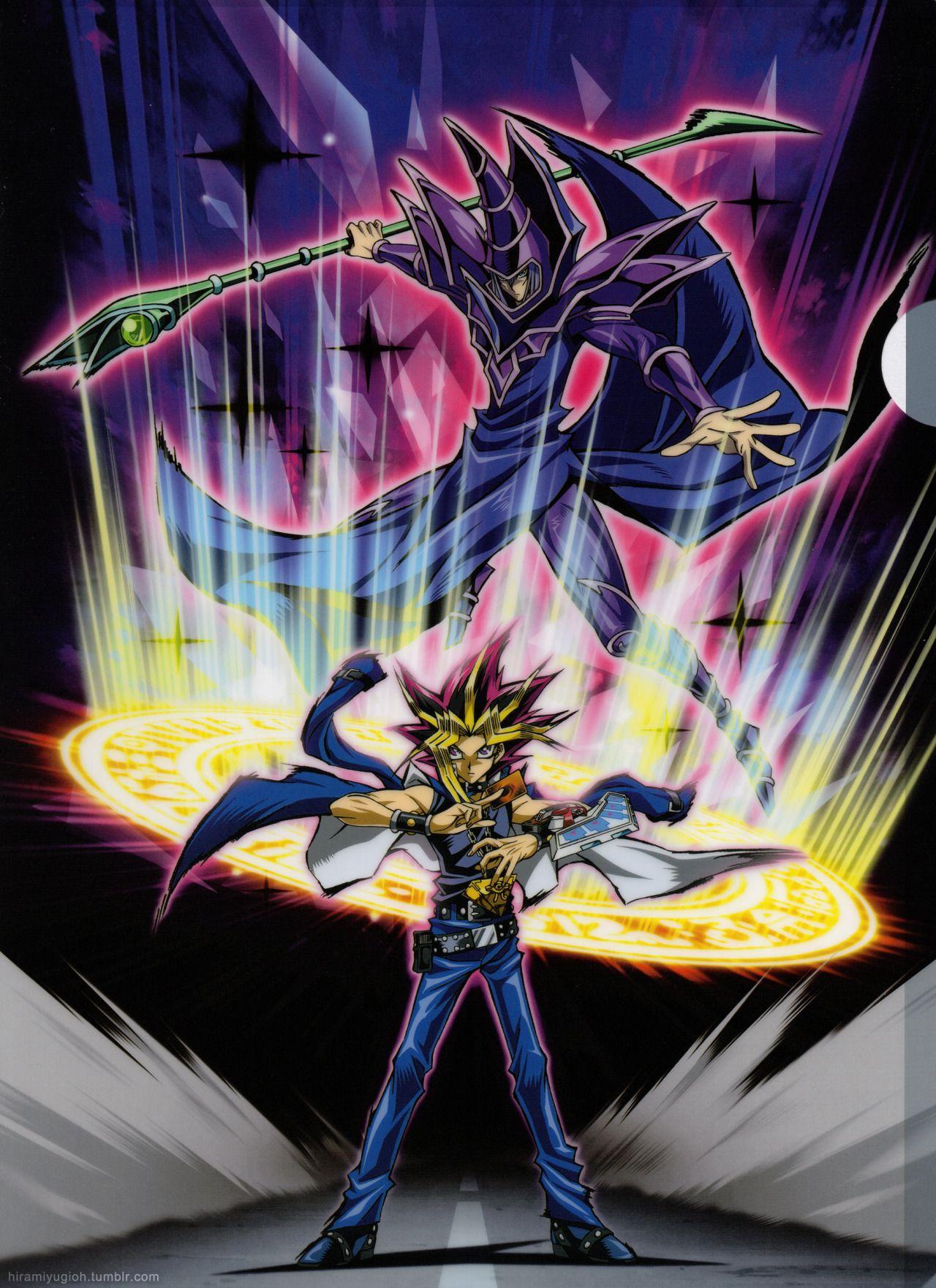 YuGiOh! Duel Monsters, YuGiOh!, Yami Yugi, Dark