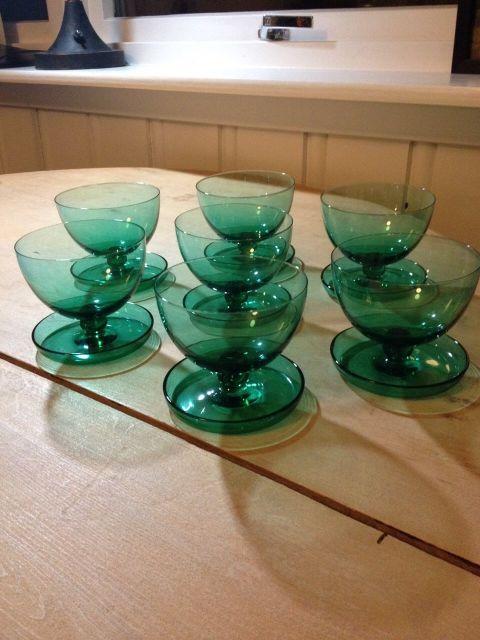 FINN – 'Hadeland glass', Torget | Torget, Krystaller, Glass