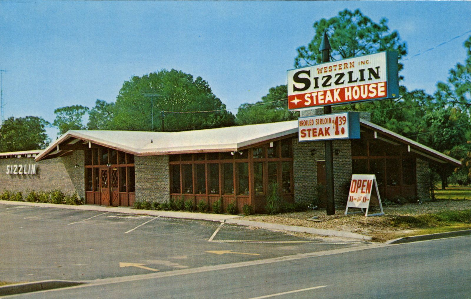 Western Sizzlin Steak House Inc Panama City Florida The Good