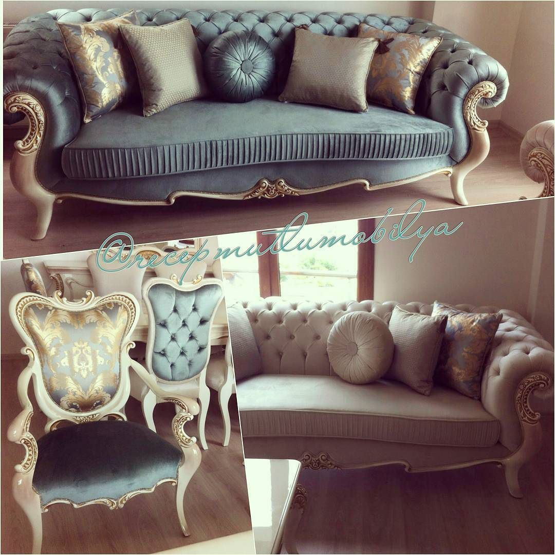Instagram Photo By Recep Mutlu Mobilya Furniture May 10 2016 At 9 00am Utc Living Room Sofa Design Furniture Home Decor Furniture