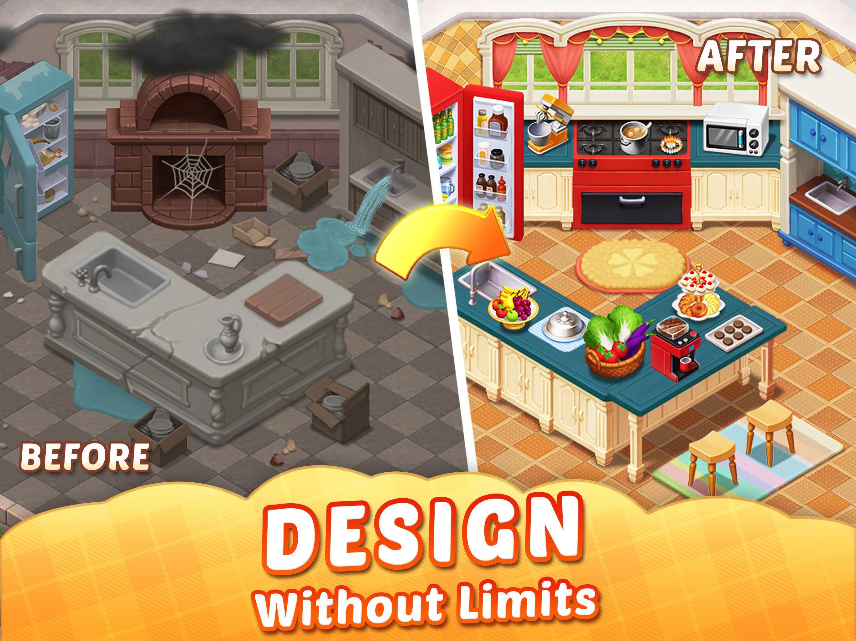 Matchington Mansion Luchshie Prilozheniya Magazina Ios Store App Annie Best Games Design App
