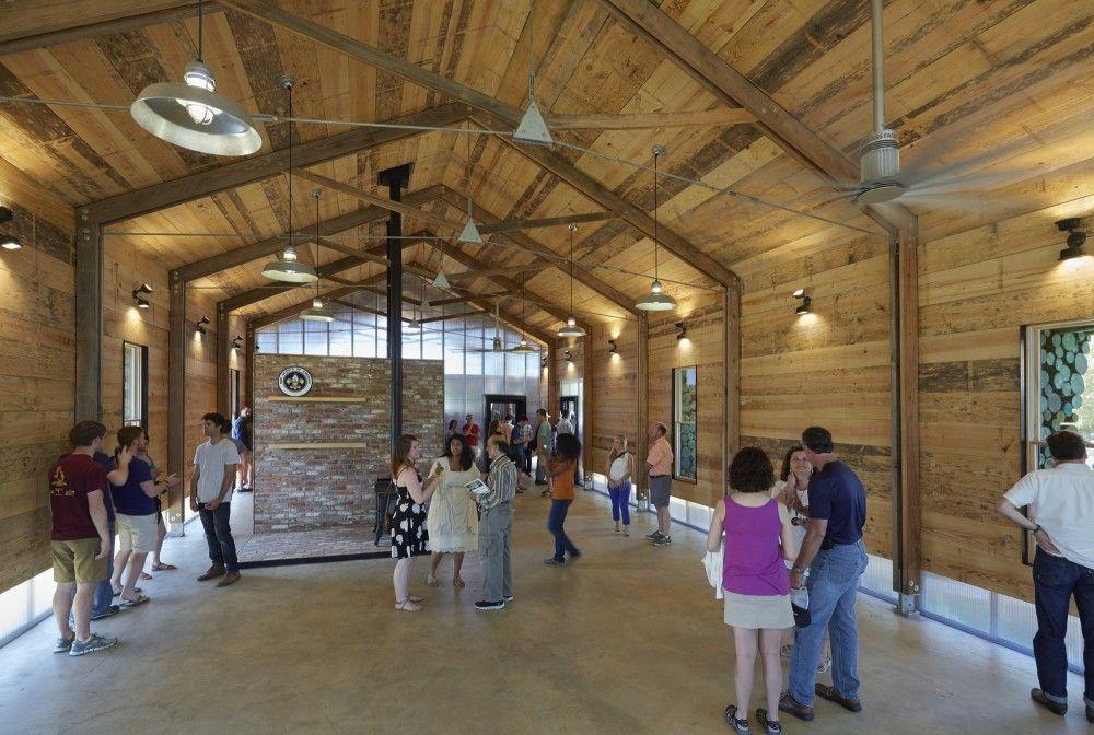 Lions Park Scouts / Auburn University Rural Studio