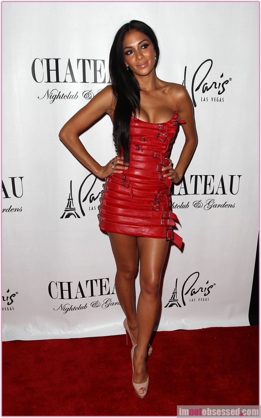 Nicole Scherzinger Hot Nude Photos 64