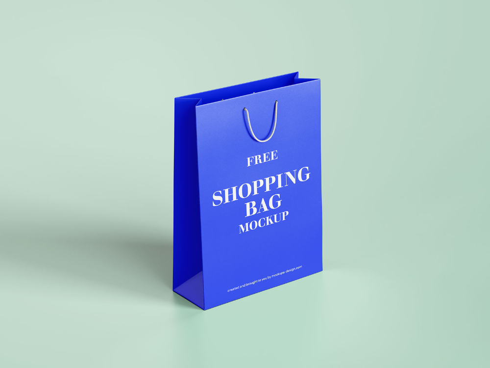 Download Free Thick Paper Shopping Bag Mockup Psd Set Good Mockups Bag Mockup Mockup Mockup Psd