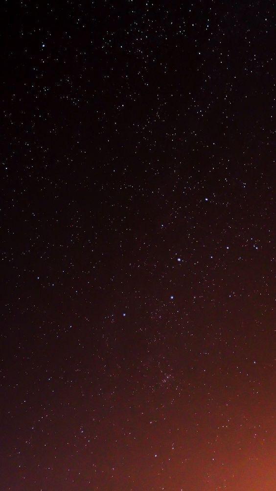 Star Sky Night Space Dark Iphone 6 Wallpaper Dark Wallpaper