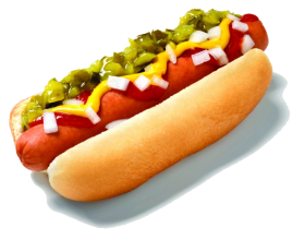 Real Madrid Logo Png Free Png Images Hot Dogs Best Fast Food Hot Dog Stand