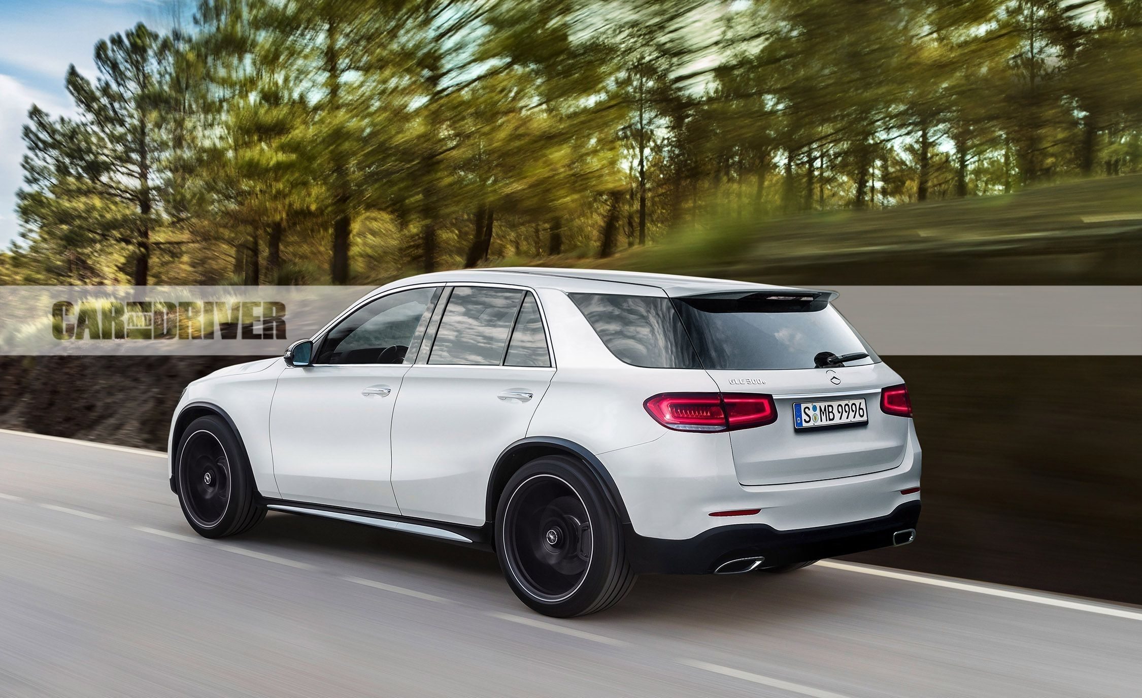 2019 Mercedes Gle Review And Specs Car Review 2019 Dengan Gambar