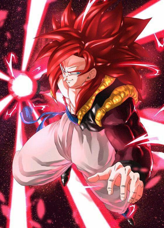Ssj4 Gogeta Fondos De Pantalla Goku Gogeta Ss4 Y Dragon