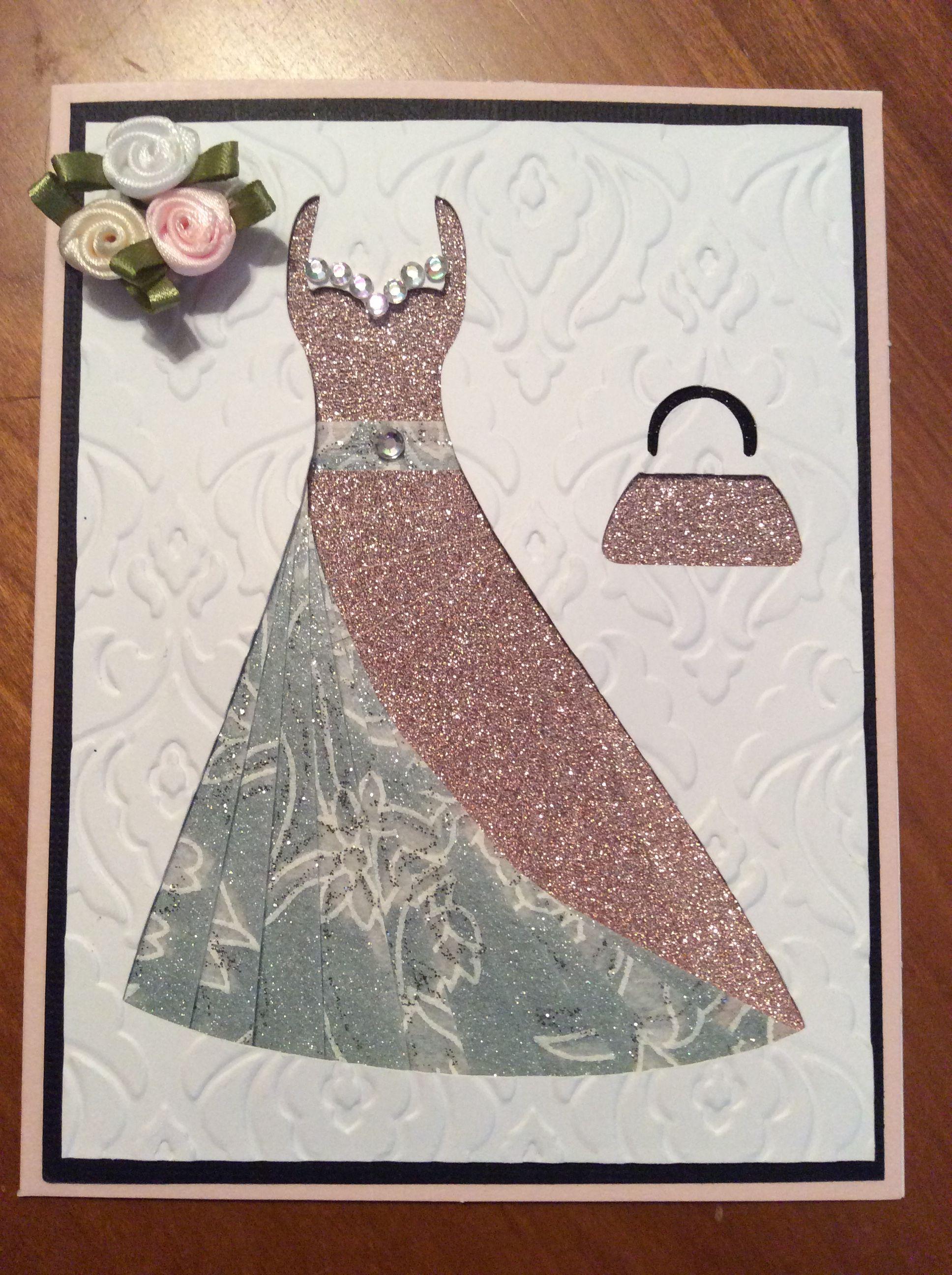 Stephanieus bridal shower card handmade cards pinterest