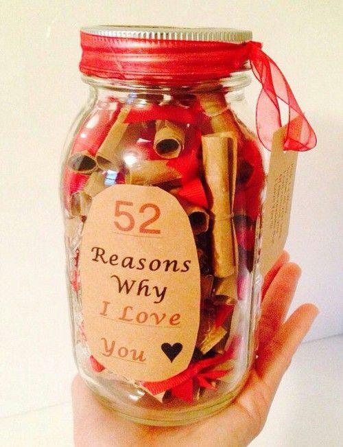 Fonkelnieuw Mooi Valentijns cadeau. Kleine kaartjes met alle redenen waarom je VN-84