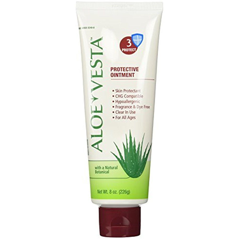 Aloe vesta skin protectant protective ointment 3 protect