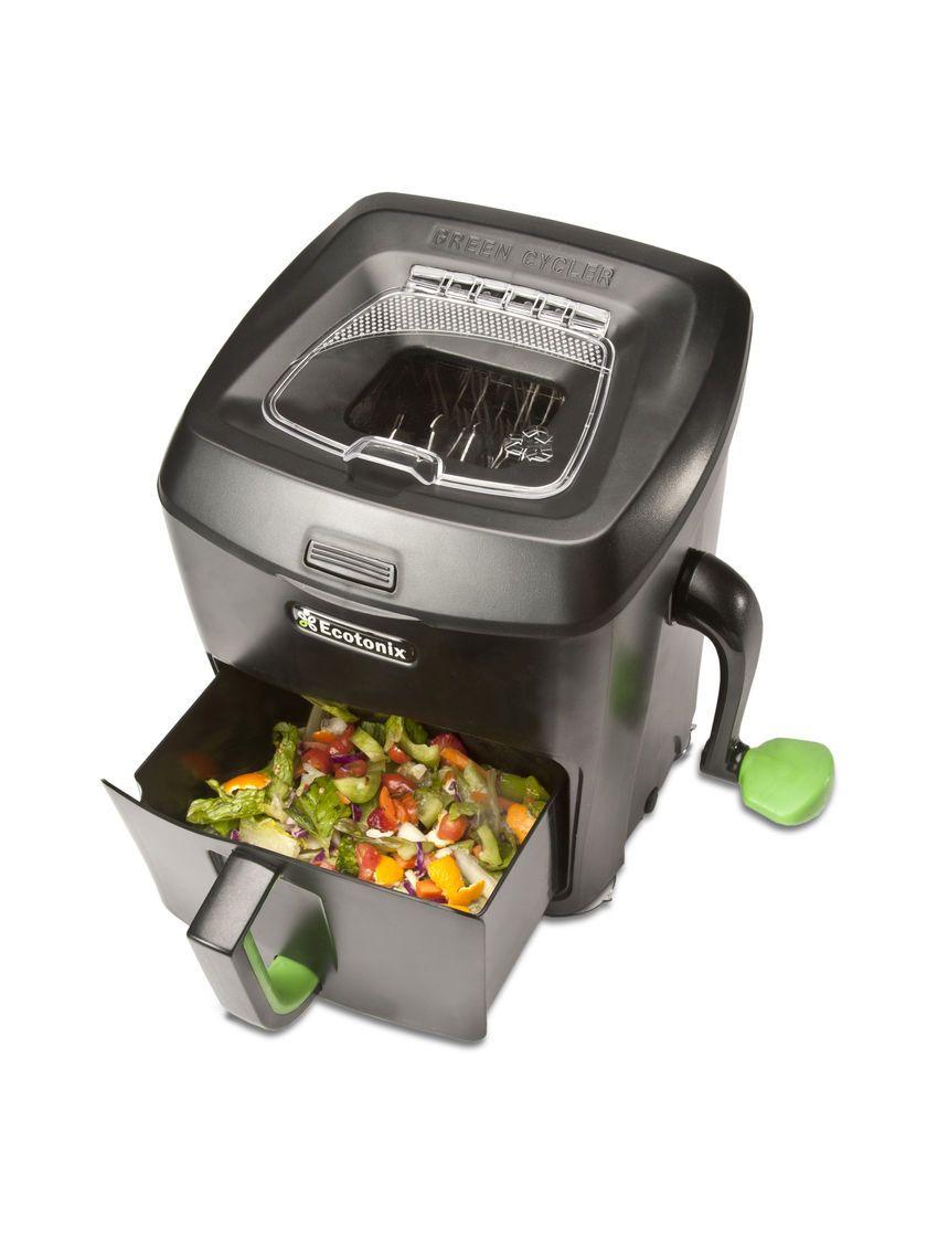 green cycler food scrap shredder supply