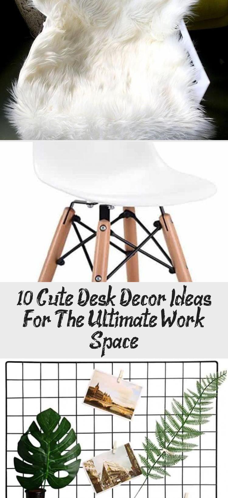 Photo of 10 süße Schreibtisch-Dekor-Ideen für den ultimativen Arbeitsplatz – Information Decor