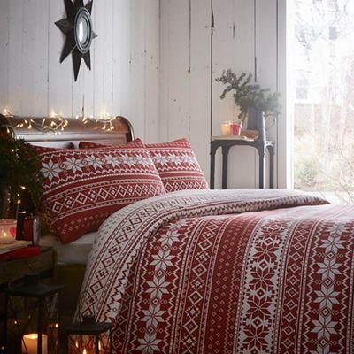Home Collection Fairisle bedding set- | Debenhams | Stuff that ...