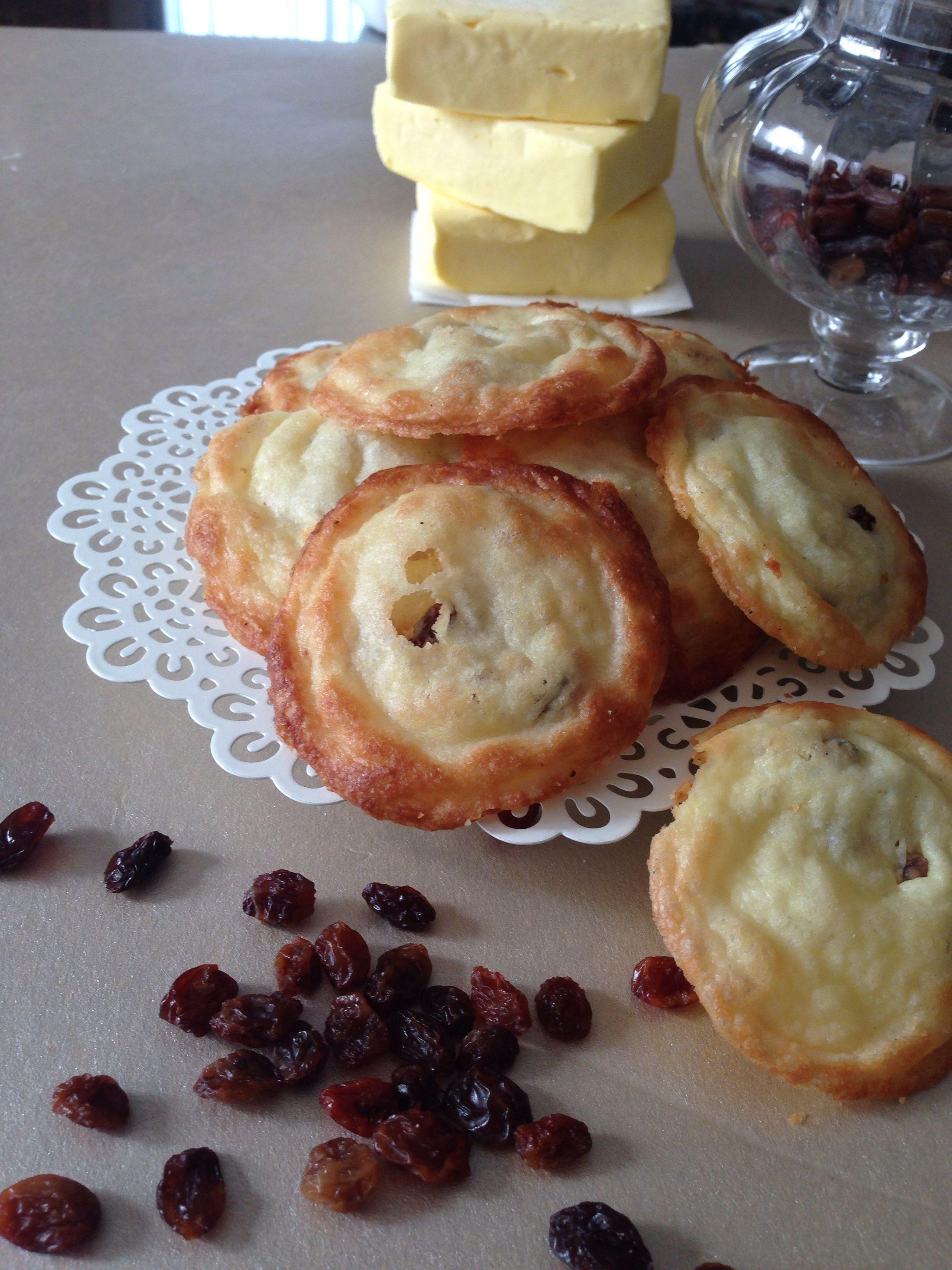 Sultana cookies