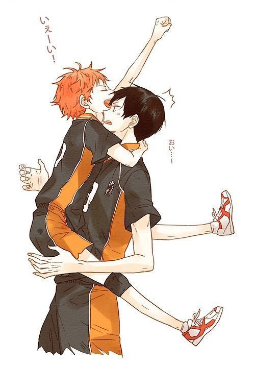 [COMPLETE] The Dreams That we Share [KageHina] - Chapter 6