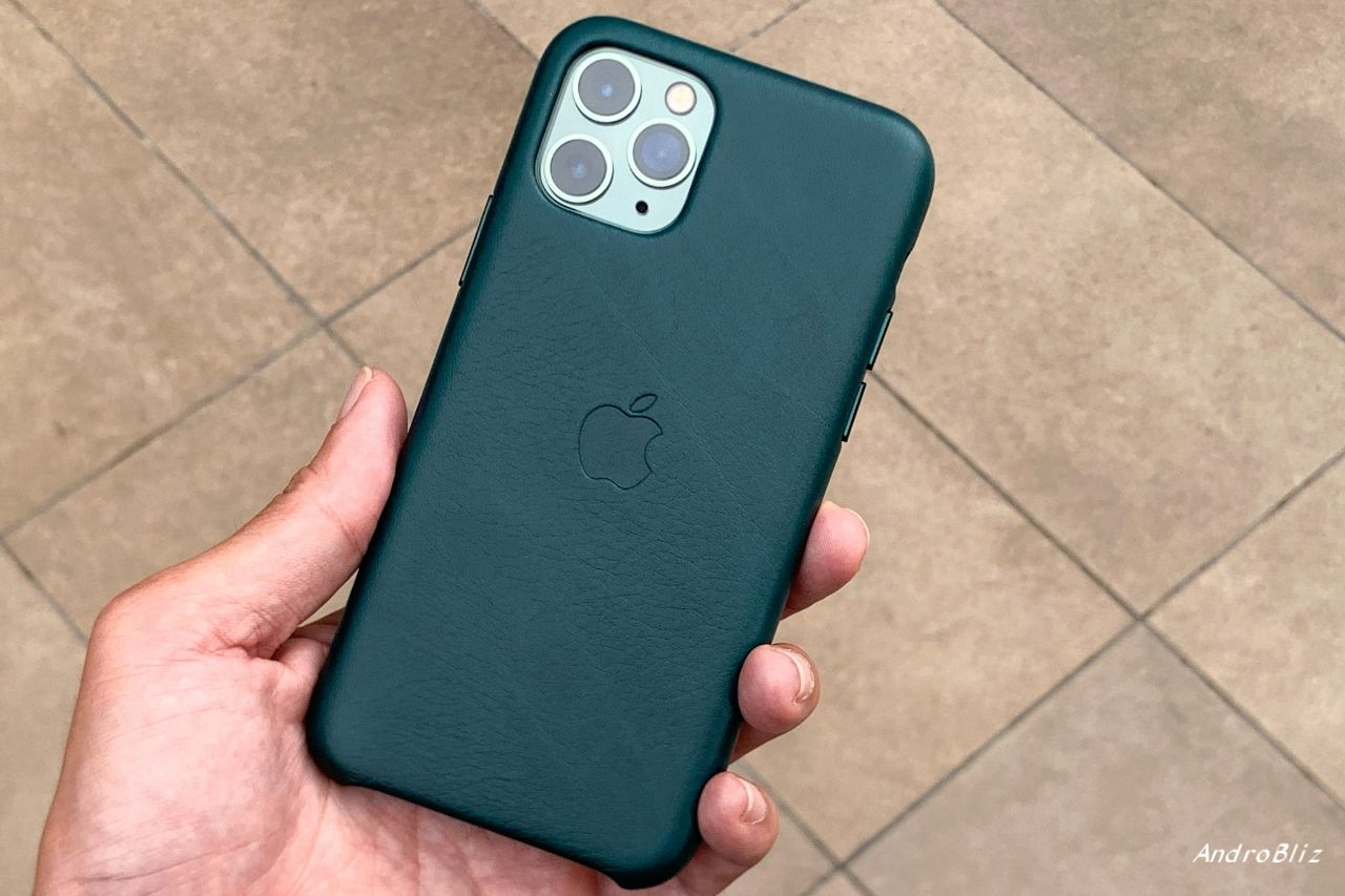 Unboxing Hands On Iphone 11 Pro Midnight Green Androbliz Uk In 2020 Iphone Iphone 11 Green Cases