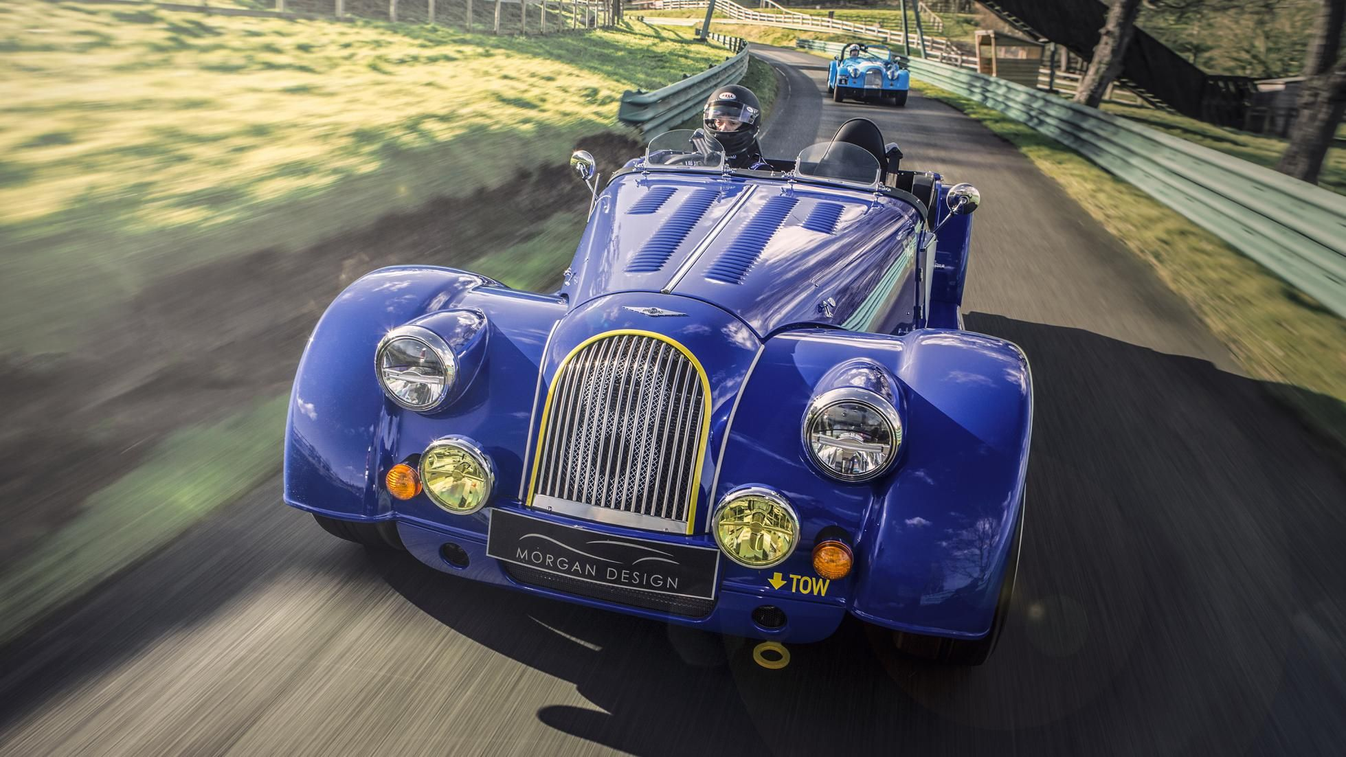Plus 8 Speedster review special edition tested