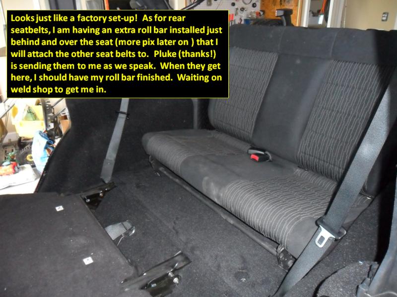 oem 3rd row seat install on jku jeep wrangler forum 0iiiii0 pinterest jeep wrangler. Black Bedroom Furniture Sets. Home Design Ideas