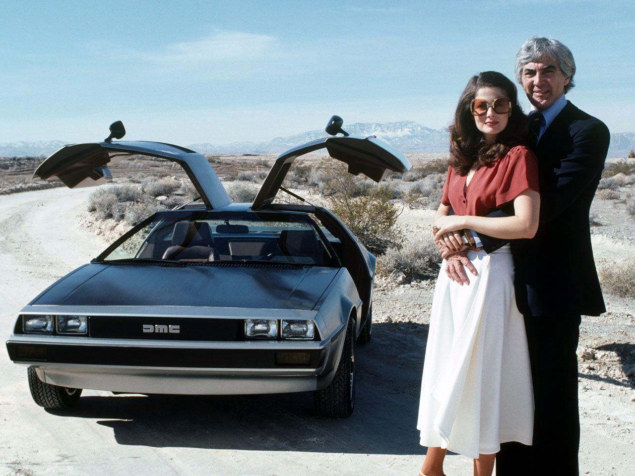 DeLorean DMC 12 Prototype (Ital Design)