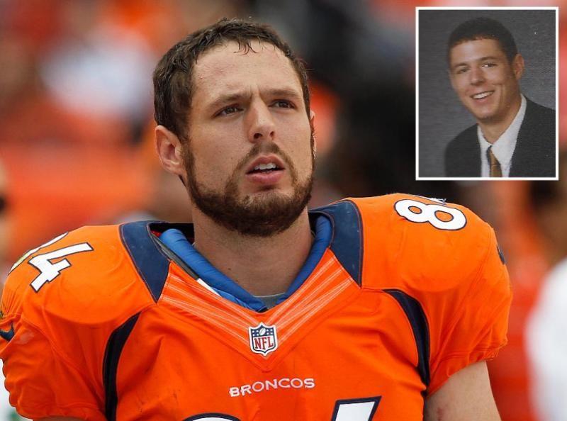 Denver Broncos tight end Jacob Tamme C'MON BRONCOS!!