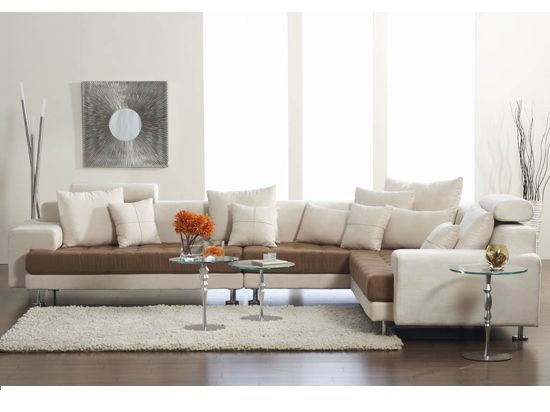 Interiors : dania sectional - Sectionals, Sofas & Couches