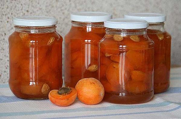 Варенье из абрикос с дольками - рецепт с фото пошагово ...