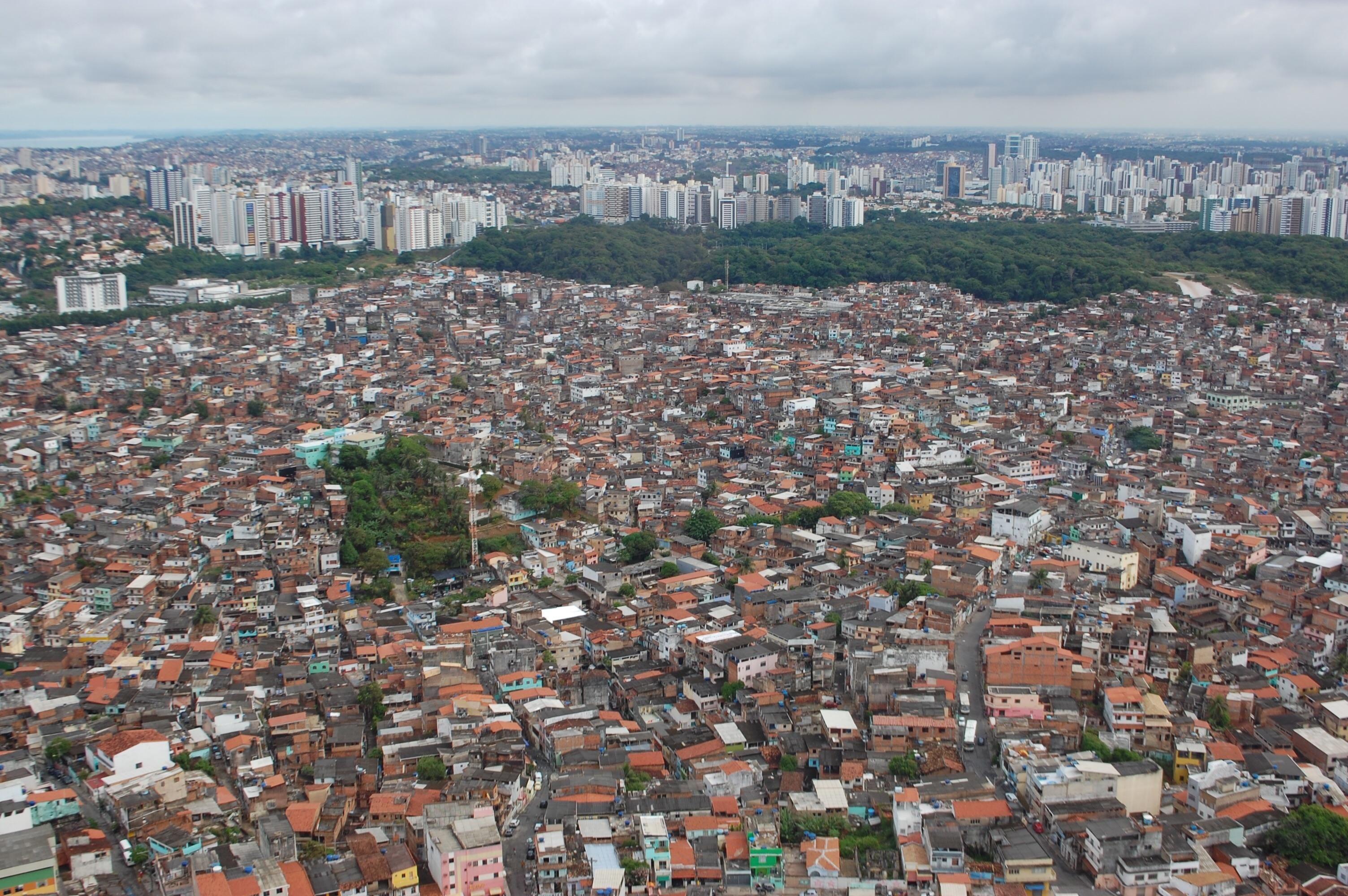 shanty town near santo domingo dominican republic bidonville en