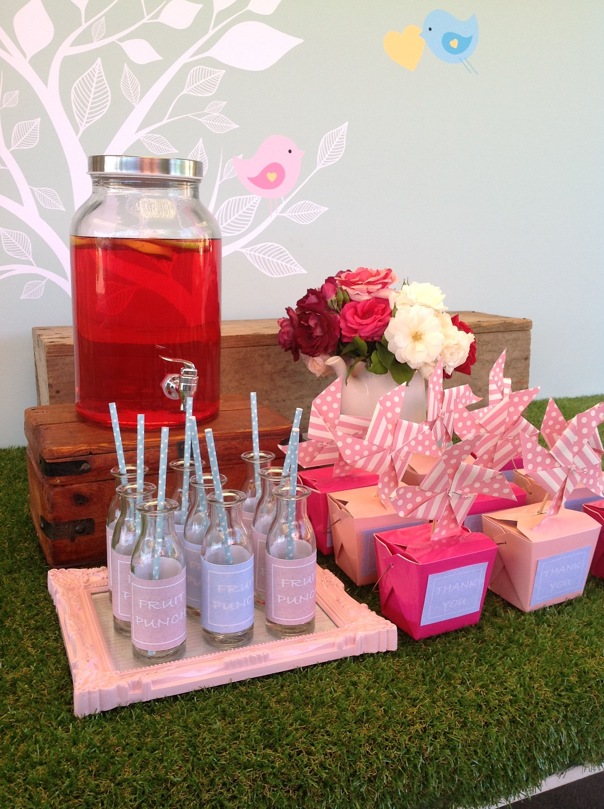 A Very Chic Garden Party styled by Oh Feri - Party and Event Styling  Bridal Shower  www.facebook.com/ohferieventstylist
