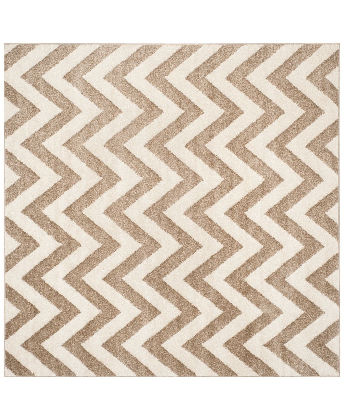 Safavieh Amherst Indoor Outdoor Amt419 7 X 7 Square Area Rug