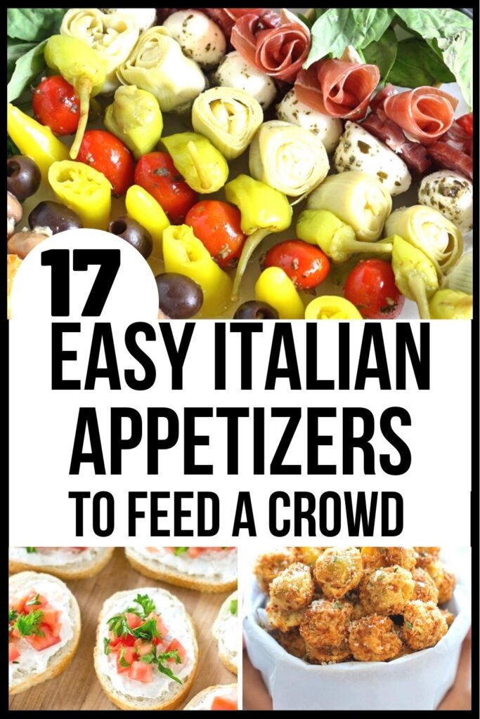 Photo of 17 Easy Italian Appetizers To Feed A Crowd