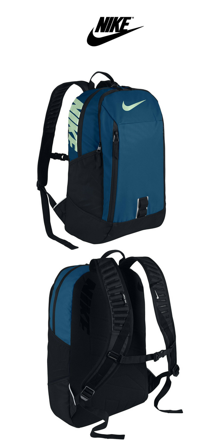 9074ec5a69 The Nike Alpha Adapt Backpack is a versatile day pack with supportive  shoulder straps and sternum clip!  Nike  Alpha  Adapt  Backpack  Sport   Everyday   ...