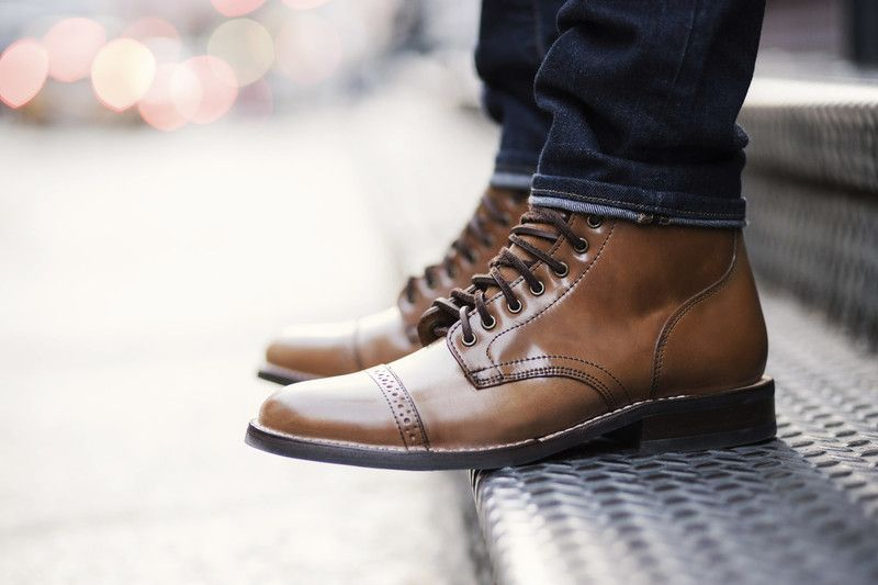 Thursday Boots Debuts New Line Of Premium Leather Footwear