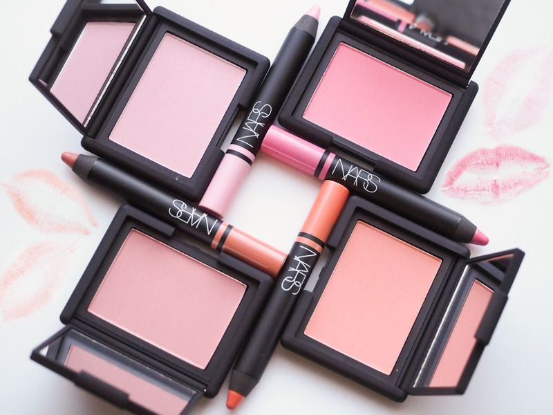 Blushing on Valentine's Day with NARS Final Cut Collection | Glitter Geek using #ESQIDO #minklashes in Miss Dolly available at http://ESQIDO.com