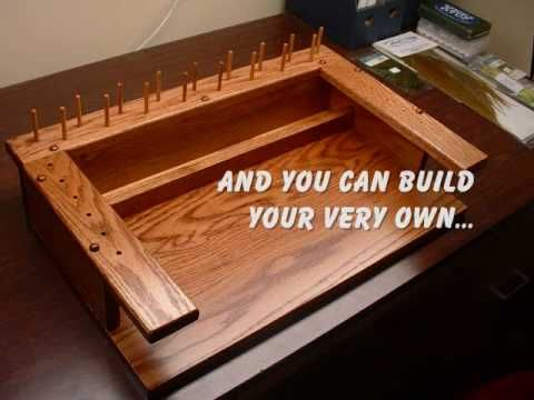 Build Your Own Fly Tying Bench
